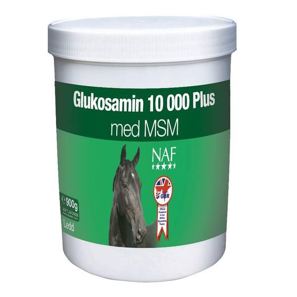 Bilde av NAF Glucosamine 10,000 Plus With MSM