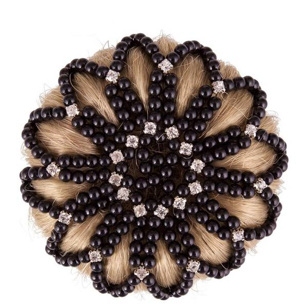 Bilde av BR Hårnett med Perler og Krystaller