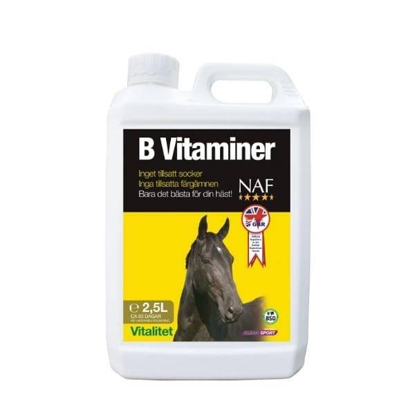Bilde av NAF B Vitamin 2.5L